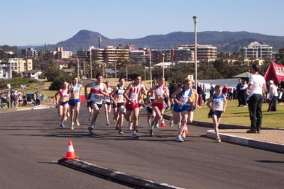 ANSW Road Relay Championships Saturday, August 4th, 2007 Endeavour Drive, Wollongong