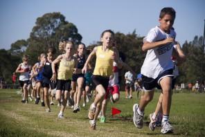 Junior 2km race