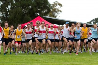 Nowra Challenge race start