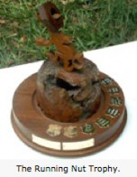 The Running Nut Trophy
