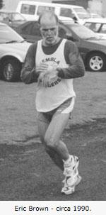 Eric Brown - circa 1990